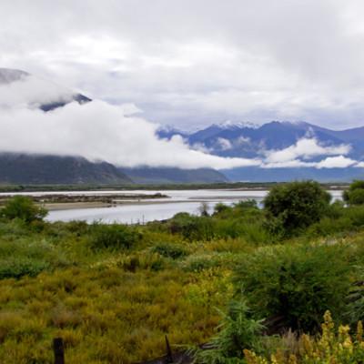 Landscape near Bayi