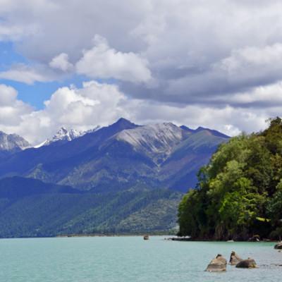 Lake Basum (Draksum) Tso