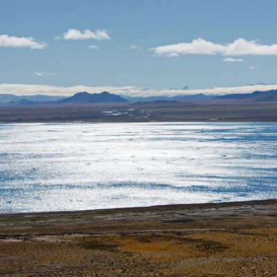 Lake Peiku Tso